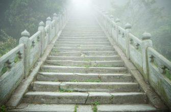 красивая лестница китайская